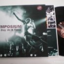 Discos de vinilo: SYMPOSIUM - ONE DAY AT A TIME - LP UK MINI-ALBUM 1997 // POWER POP INDIE PUNK. Lote 160523466