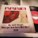 Discos de vinilo: EXPRESIÓN SINGLE REY CATCH THE SUN. Lote 160539948