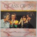 Discos de vinilo: LP / CARL PERKINS/JERRY LEE LEWIS/ROY ORBISON/JOHNNY CASHCLASS OF 55MERCURY830 002-11986HOLANDA. Lote 160542886