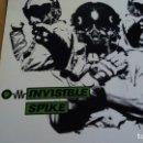 Discos de vinilo: SPIKE INVISIBLE LP. Lote 160554622
