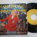 Discos de vinilo: MARISOL - HA LLEGADO UN ANGEL - EP MONTILLA/ ZAFIRO 1961. Lote 160560554