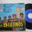 Discos de vinilo: LOS 5 LATINOS - ES MUY POSIBLE +3 - EP BELTER 1966. Lote 160560658