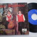 Discos de vinilo: DUO DINAMICO - CANCION TRISTE +3 - EP LA VOZ DE SU AMO 1963. Lote 160560926