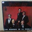 Discos de vinilo: LOS ROMEROS DE LA PUEBLA - RUMBAS - EP. DEL SELLO HISPAVOX 1971. Lote 160563462