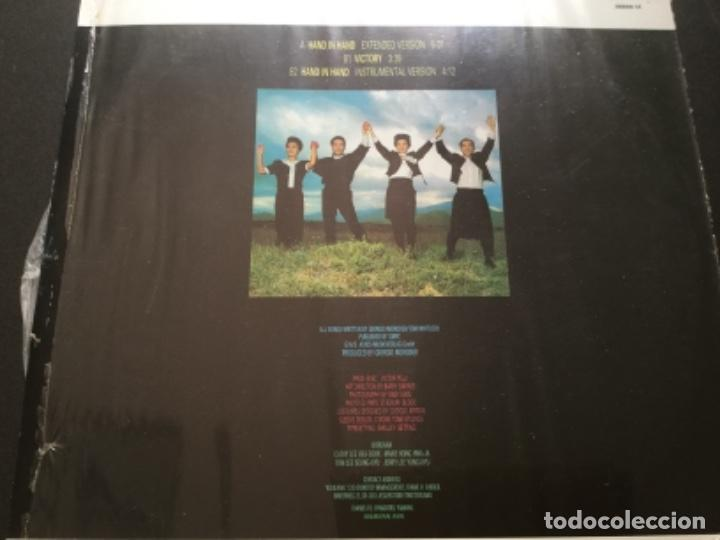 Discos de vinilo: Official 88 Seoul Olympic Song - Hand in Hand - Foto 2 - 160571190