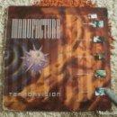 Discos de vinilo: LP. MANUFACTURE. TERRORVISION.. Lote 160572474