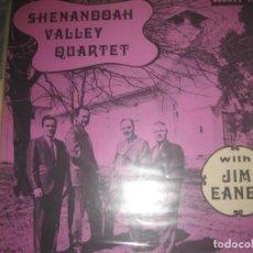 Discos de vinilo: JIM EANES SHENANDOAH VALLEY QUARTET(COUNTY-1970)OG USA EX BLUEGRASS HILLBILLY LEA DESCRIPCION. Lote 160586054