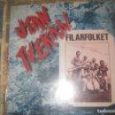 Discos de vinilo: FILARFOLKET UTAN TVEKA FOLK NORDICO (AMALTHEA -1982) OG FILANDIA ACID FOLK LEA DESCRIPCION. Lote 160587386