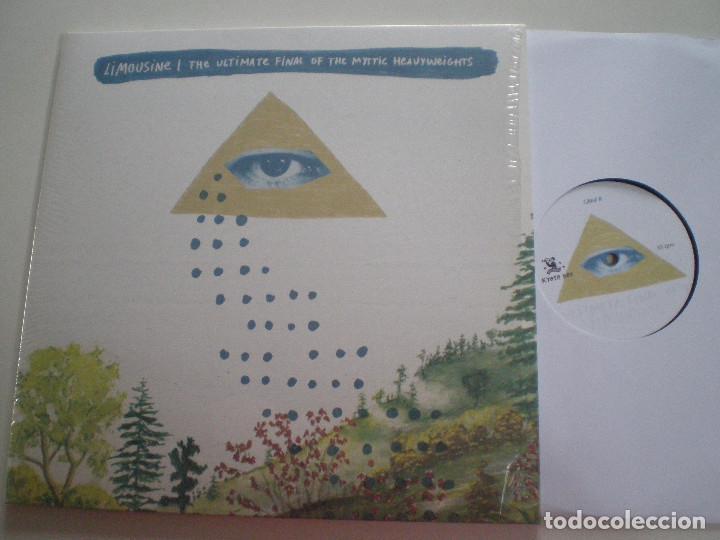 LIMOUSINE - I THE ULTIMATE FINAL..- LP ESPAÑA KYOTO BOY 2011 // INDIE POP NEO PSYCH TIPO RAIN PARADE (Música - Discos - LP Vinilo - Grupos Españoles de los 90 a la actualidad)