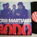 Discos de vinilo: BOSS MARTIANS - PRESSURE IN THE SODO - LP ROCK ON 2007 // POWER POP INDIE COMO NUEVO. Lote 160588826