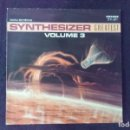 Discos de vinilo: LP SYNTHESIZER GREATEST VOLUME 3, 1991. Lote 160603494