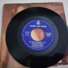 Discos de vinilo: PALOMA SAN BASILIO.BESO A BESO... DULCEMENTE.HISPAVOX.1978.. Lote 160609426