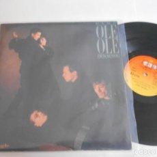 Discos de vinilo: OLE OLE-MAXI DAME. Lote 160614266