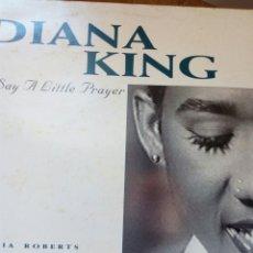 Discos de vinilo: DIANA KING LP. Lote 160614426