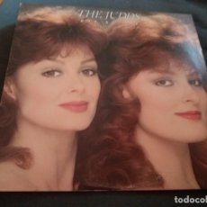 Discos de vinilo: THE JUDDS --- WHY NOT ME // BUENO. Lote 160615662