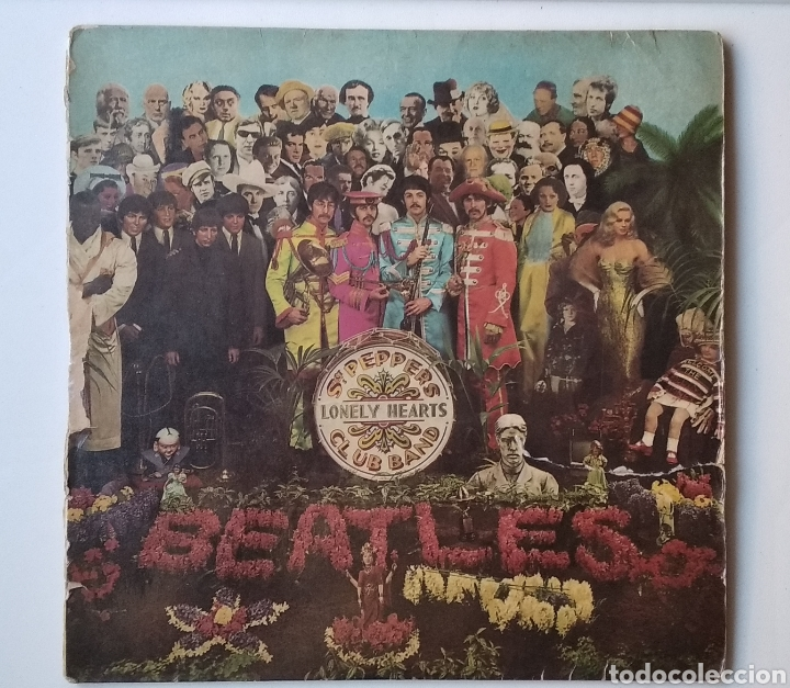Discos de vinilo: LOTE DE VINILOS THE BEATLES - Foto 7 - 160617182