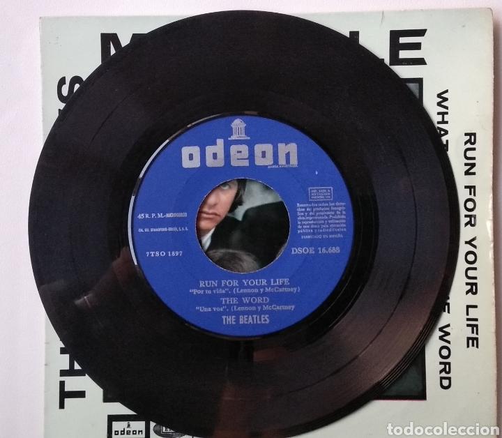 Discos de vinilo: LOTE DE VINILOS THE BEATLES - Foto 24 - 160617182