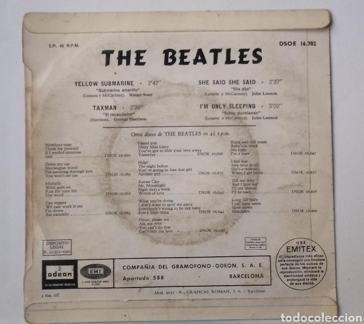 Discos de vinilo: LOTE DE VINILOS THE BEATLES - Foto 26 - 160617182