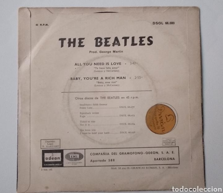 Discos de vinilo: LOTE DE VINILOS THE BEATLES - Foto 45 - 160617182