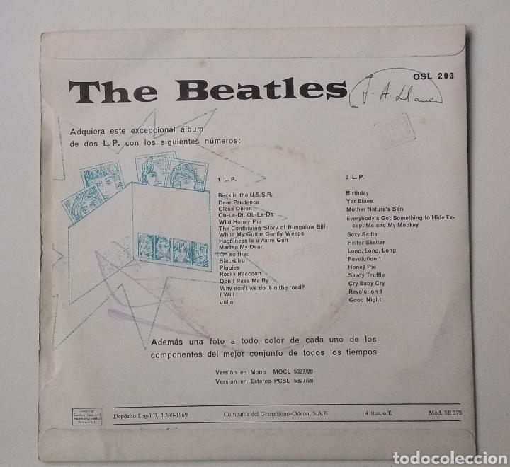 Discos de vinilo: LOTE DE VINILOS THE BEATLES - Foto 49 - 160617182