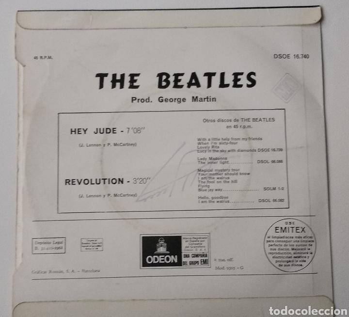 Discos de vinilo: LOTE DE VINILOS THE BEATLES - Foto 53 - 160617182