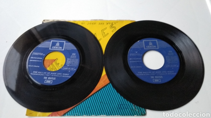 Discos de vinilo: LOTE DE VINILOS THE BEATLES - Foto 63 - 160617182