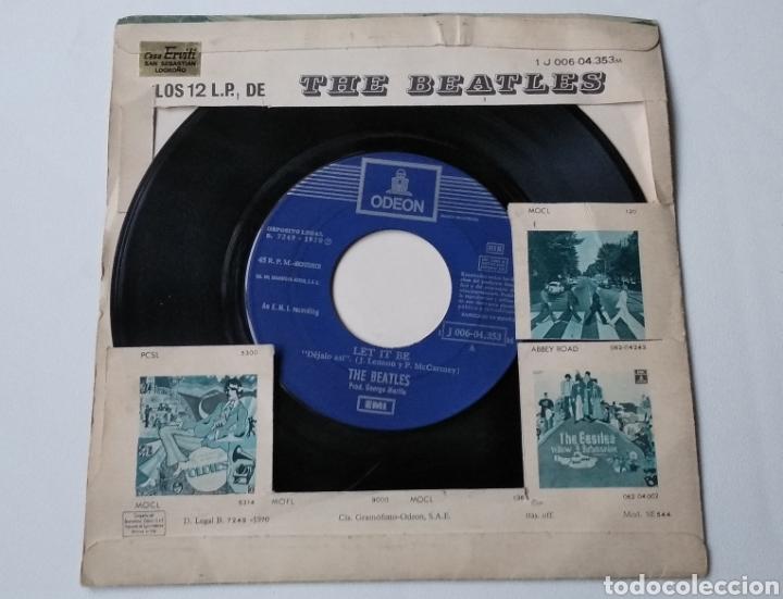 Discos de vinilo: LOTE DE VINILOS THE BEATLES - Foto 70 - 160617182