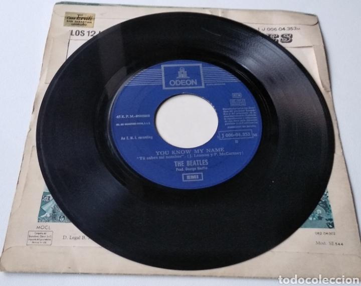 Discos de vinilo: LOTE DE VINILOS THE BEATLES - Foto 72 - 160617182