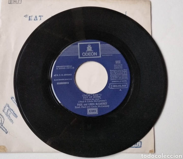 Discos de vinilo: LOTE DE VINILOS THE BEATLES - Foto 74 - 160617182