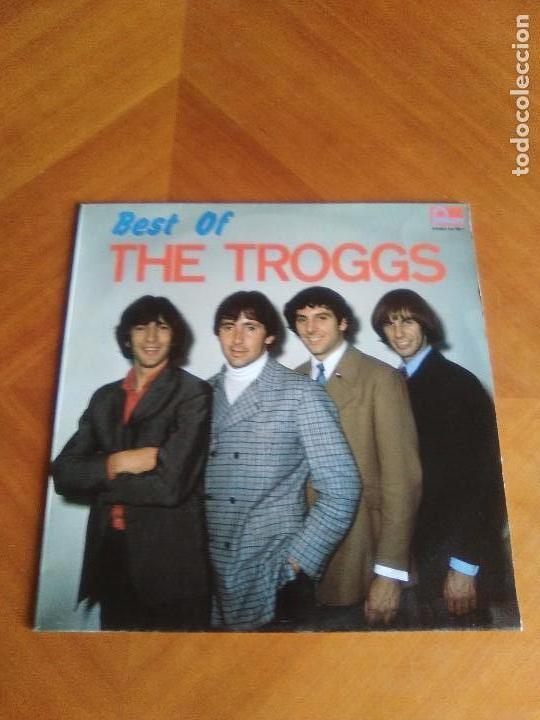 Discos de vinilo: THE TROGGS - BEST OF - LP - FONTANA 1989 SPAIN 424595.1.NUEVO. - Foto 3 - 160617362