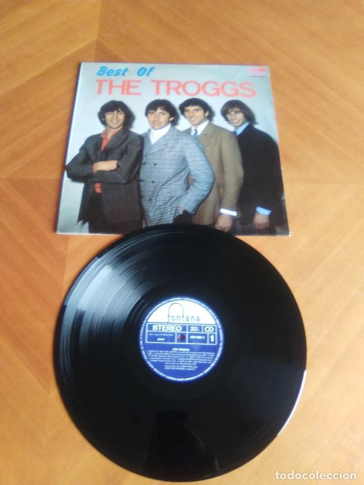 THE TROGGS - BEST OF - LP - FONTANA 1989 SPAIN 424595.1.NUEVO. (Música - Discos - LP Vinilo - Pop - Rock Extranjero de los 50 y 60)