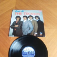 Discos de vinilo: THE TROGGS - BEST OF - LP - FONTANA 1989 SPAIN 424595.1.NUEVO.. Lote 160617362