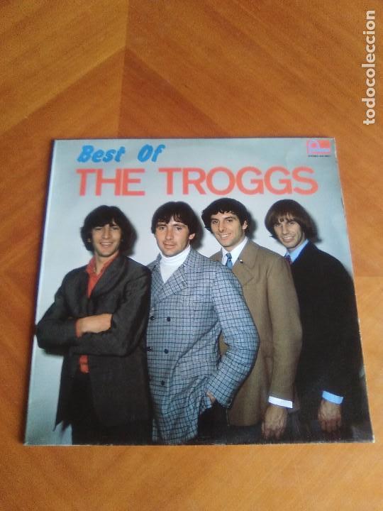 Discos de vinilo: THE TROGGS - BEST OF - LP - FONTANA 1989 SPAIN 424595.1.NUEVO. - Foto 2 - 160617362