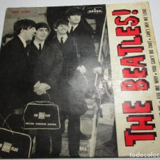 Discos de vinilo: VINILO - THE BEATLES - SINGLE - THE LONG AND WINDING ROAD, VER FOTOS Y DESCRIPCIÓN. Lote 160623314