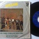 Discos de vinilo: SMASH - WE COME TO SMASH / MY FUNNY GIRL - SINGLE 1971 - PHILIPS. Lote 160629698