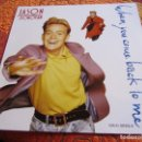 Discos de vinilo: JASON DONOVAN- MAXI-SINGLE DE VINILO- TITULO WHEN YOU COME BACK TO ME- 3 TEMAS-DEL 89. Lote 160630486