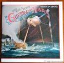 Discos de vinilo: DOBLE LP LA GUERRA DE LOS MUNDOS ( NARRACION EN ESPAÑOL ) CON EXCELENTE LIBRETO DE 16 PAGINAS. Lote 160631170