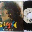 Discos de vinilo: SMASH - SCOUTING / ENSAYO Nº1 - SINGLE 1970 - DIABOLO. Lote 160632290