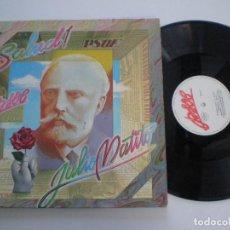 Discos de vinilo: JULIO MATITO - ¡SALUD! -LP PSOE 1976 // PRIVADO ACID FOLK PROTESTA FLAUTA SITAR SMASH ROCK ANDALUZ. Lote 160632902