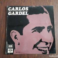Discos de vinilo: DISCO VINILO LP CARLOS GARDEL. MOCL 5.302 AÑO 1966. Lote 160638546