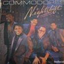 Discos de vinilo: COMMODORES.NIGHTSHIFT.TURNO DE NOCHE.MOTOWN.1984.. Lote 160647866