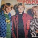 Discos de vinilo: THE POLICE.CAMINANDO SOBRE LA LUNA.WALKING ON THE MOON.AM.1980.SPAIN.. Lote 160647926