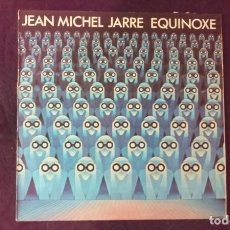 Discos de vinilo: LP JEAN MICHEL JARRE, EQUINOXE, 1978. Lote 160650818