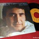 Discos de vinilo: PERET TE QUIERO Y NO TE QUIERO/CHICA VAIVEN 7 SINGLE 1979 EPIC RUMBA RUMBAS. Lote 160661434