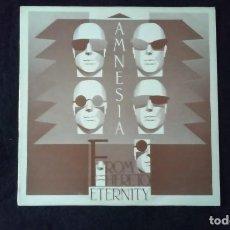 Discos de vinilo: LP AMNESIA, FROM HERE TO ETERNITY, 1990. Lote 160663966