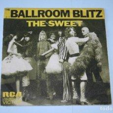 Discos de vinilo: THE SWEET *** SINGLE VINILO AÑO 1973 *** RCA ***. Lote 160666246