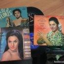 Discos de vinilo: LOLA FLORES LOTE 3 EP CON TRICENTRE (EPI14). Lote 160667226