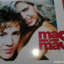 Discos de vinilo: MAS Y MAS - SIGUE BAILANDO (FONOMUSIC, 1990) EX LOS RATONES - DE NEW WAVE A TECHNO DANCE NEW BEAT. Lote 160667622