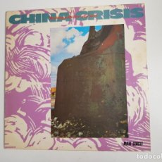 Discos de vinilo: CHINA CRISIS - WORKING WITH FIRE AND STEEL (VINILO). Lote 160668242