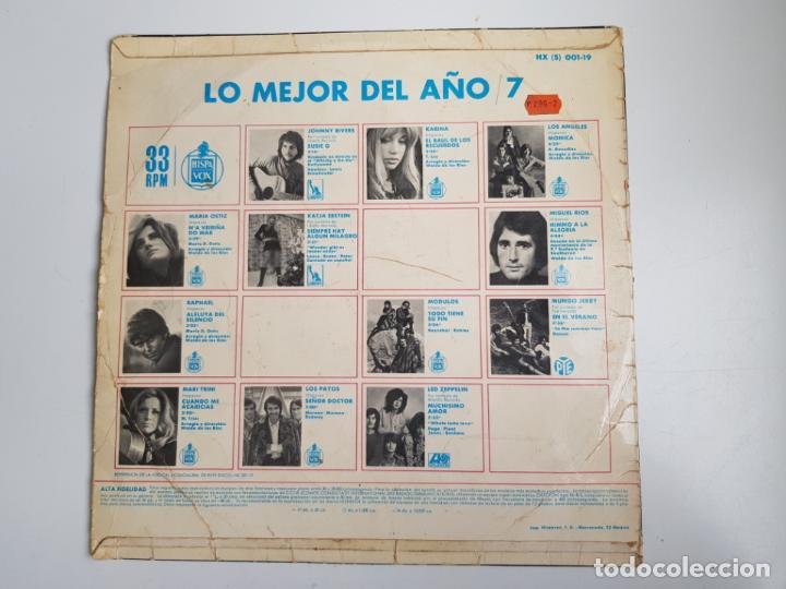 Discos de vinilo: Varios - Lo Mejor Del Año Vol. 7 (VINILO) - Foto 2 - 160669306